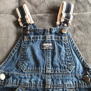 Toddler Boy Oshkosh Overalls